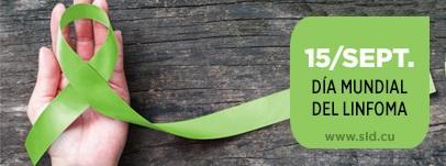 15/sept.Día Mundial de Concientización sobre Linfoma